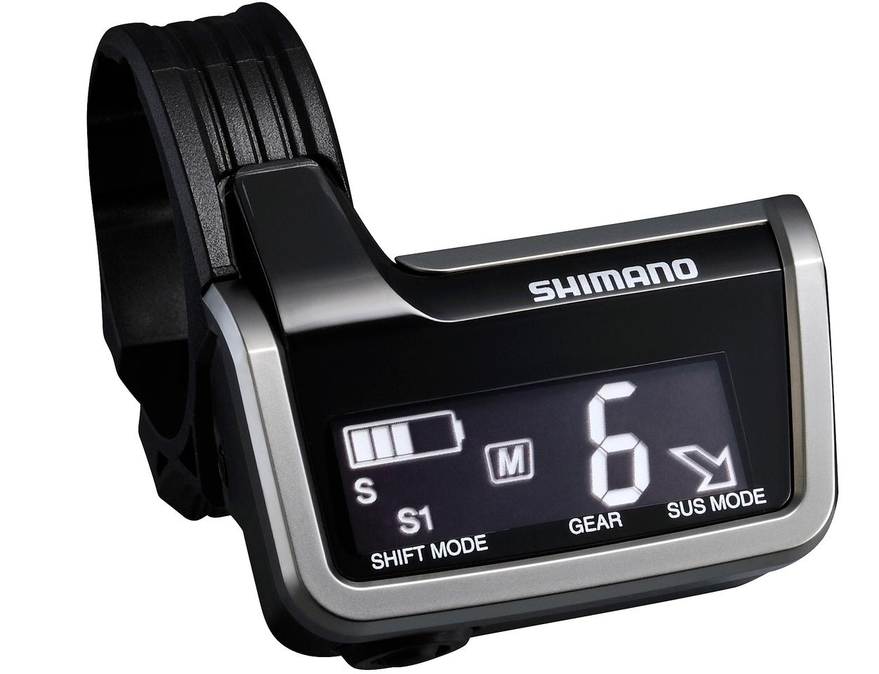 The system's SC-M9050 Display Unit