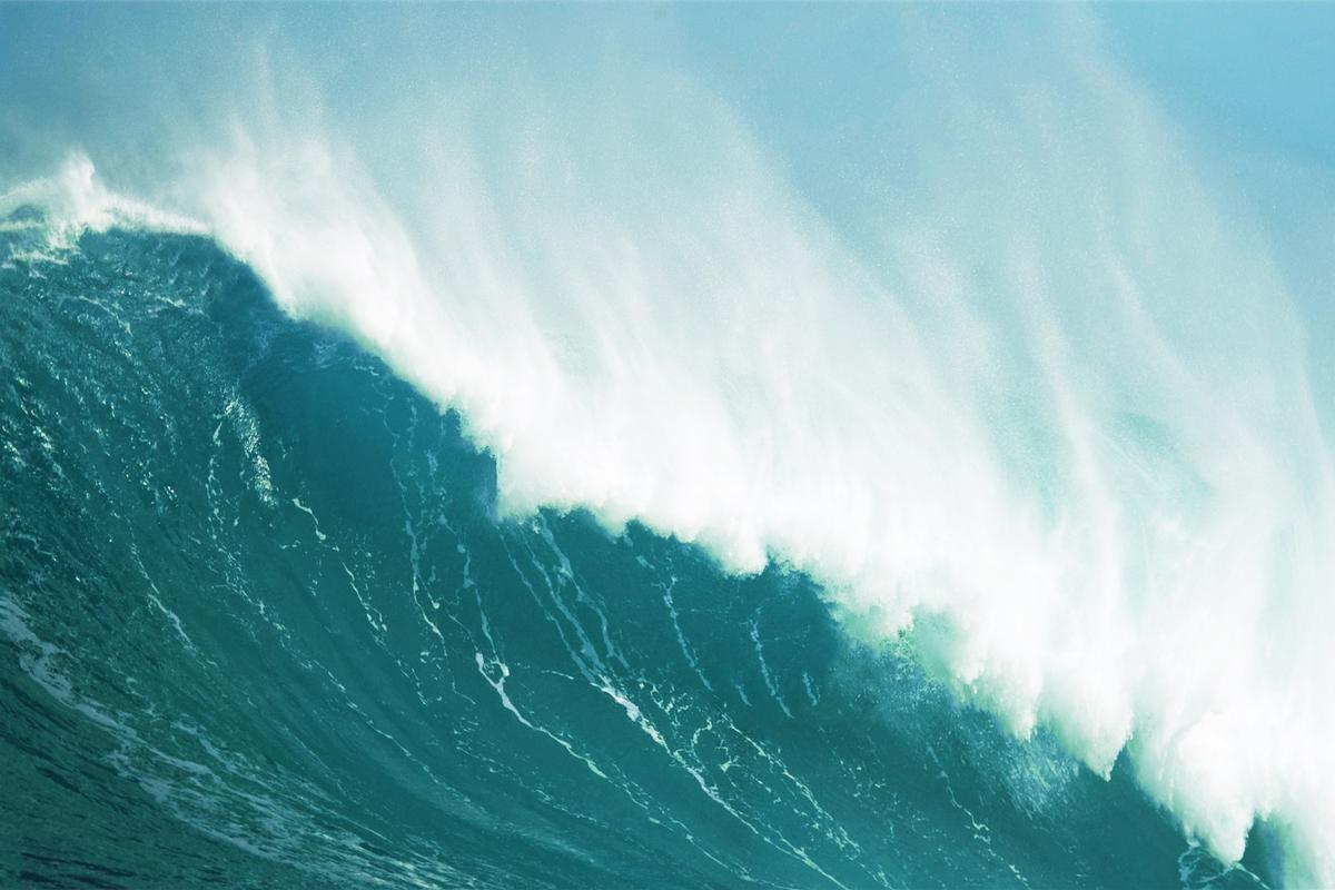 Conditions in the Southern Ocean can have a ripple effect on waves around the world
