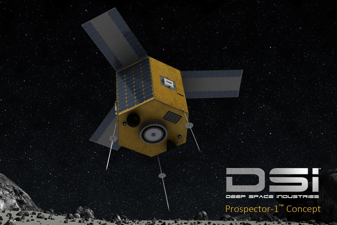 Prospector-1 could be the world's first private interplanetary mission