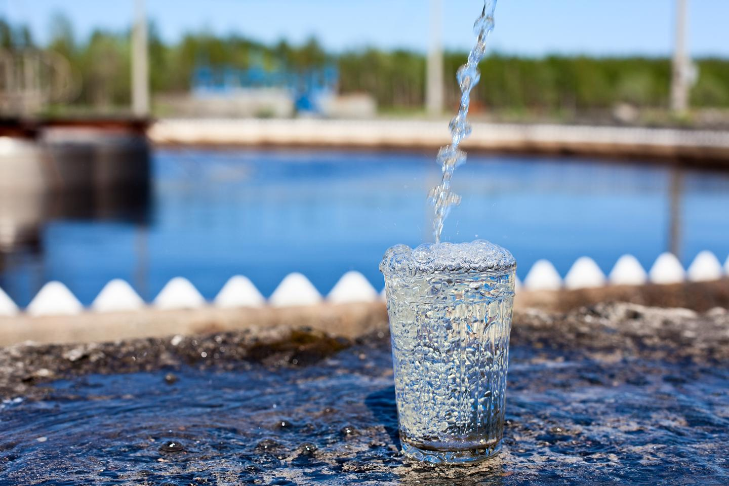 A new catalyst could help clean perchlorates out of water