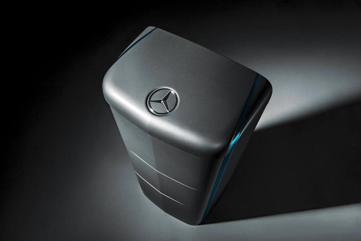 The Mercedes-Benz Energy battery to be sold through Vivint Solar