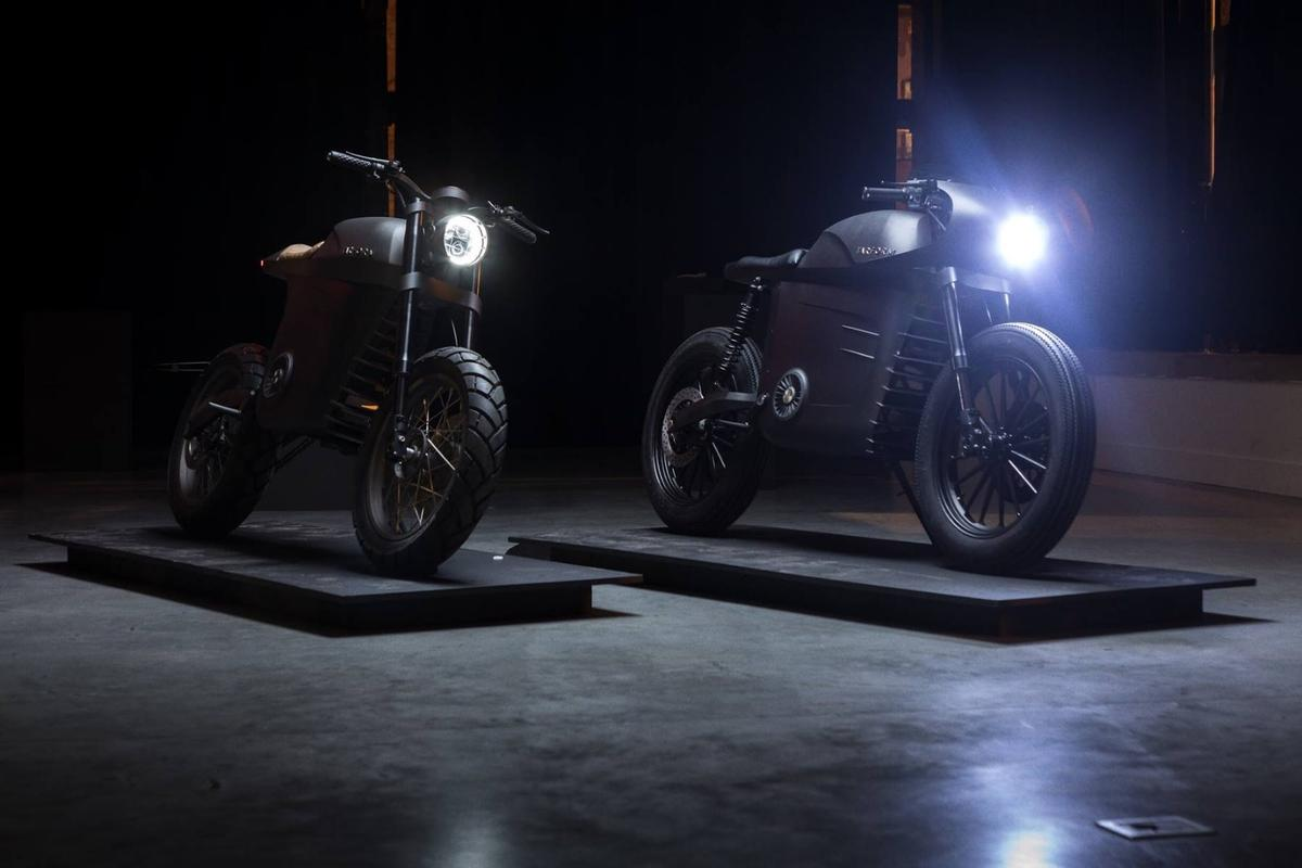 Tarform's electric scrambler and café racer are good-looking machines, but there's scant further detail available other than pricing