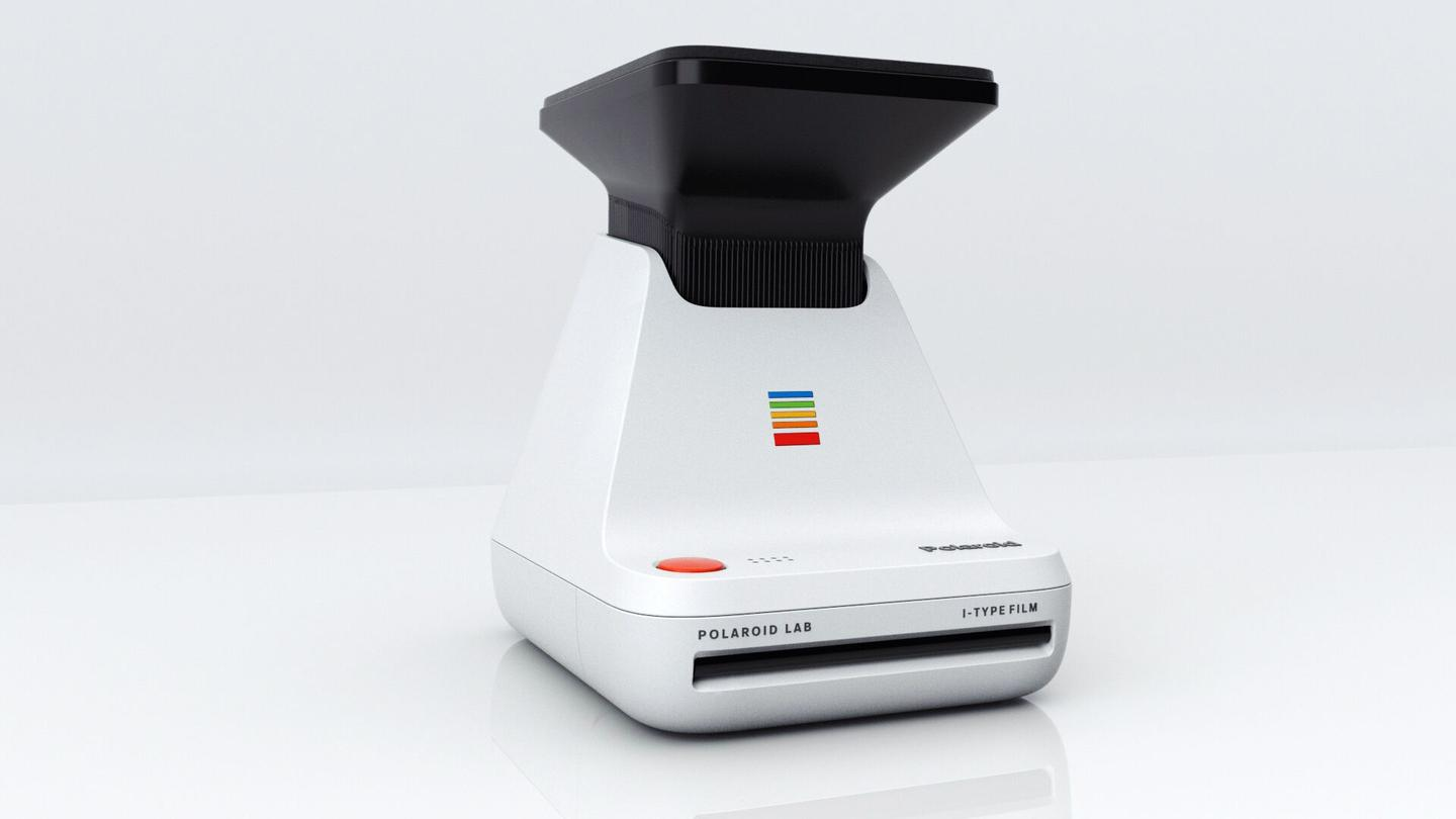 The Polaroid Lab is a more polished version of the Impossible Instant Lab from 2012