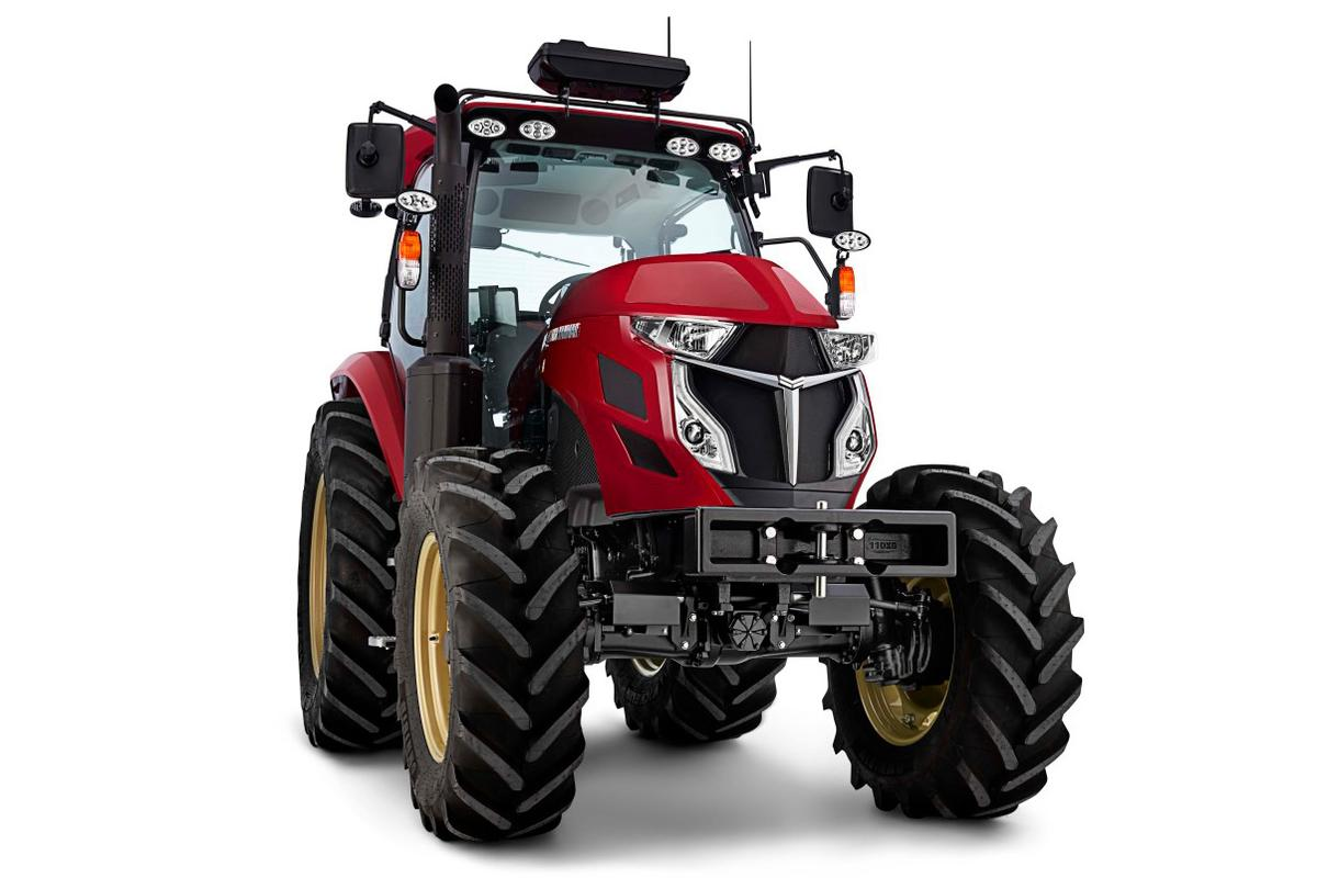 Yanmar's YT5113A Robot Tractor boasts autonomous capabilities
