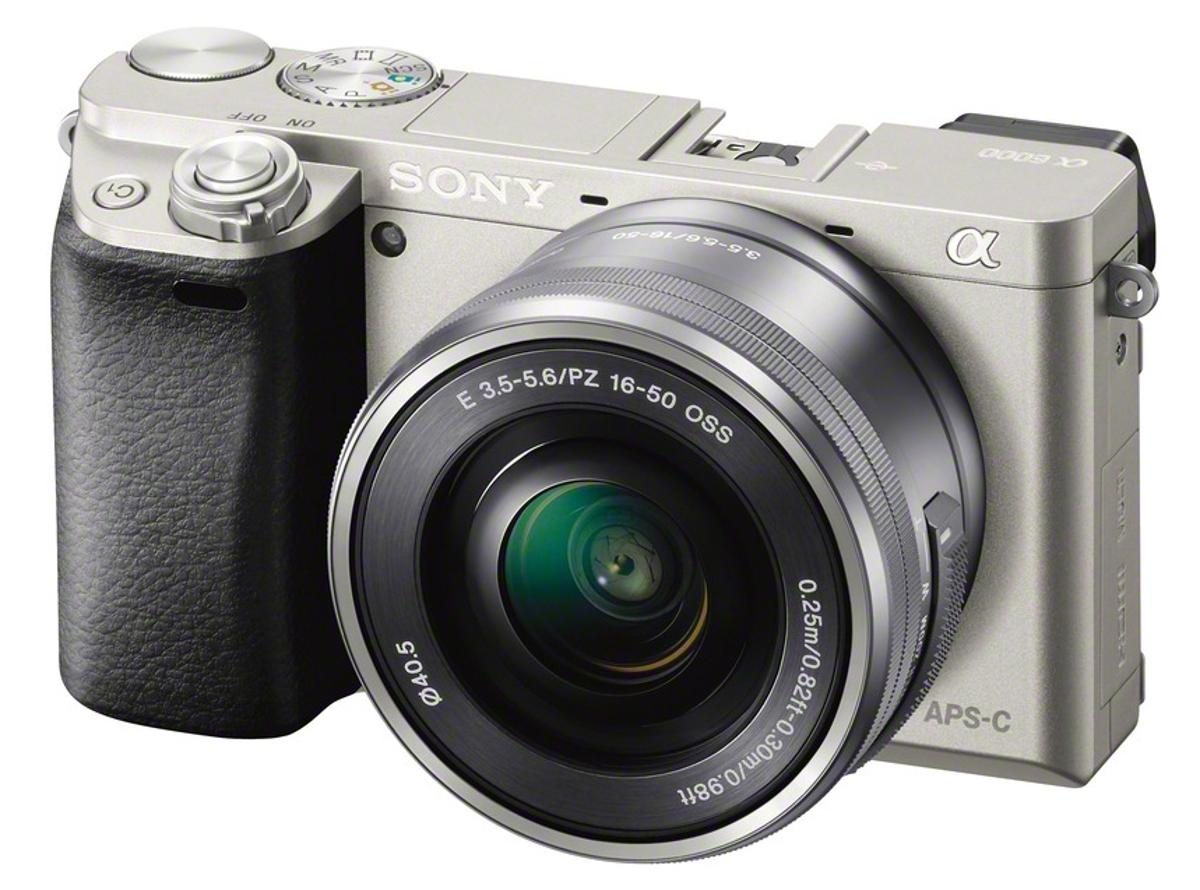 The Sony Alpha A6000 has the world's fastest autofocus system of any interchangeable lens camera with an APS-C image sensor