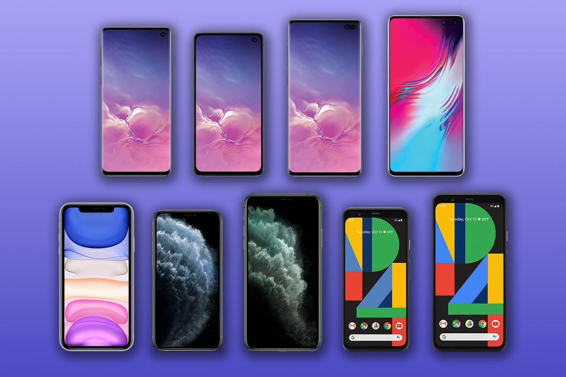 2019 Flagship Phone Comparison Iphone 11 Vs Pixel 4 Vs