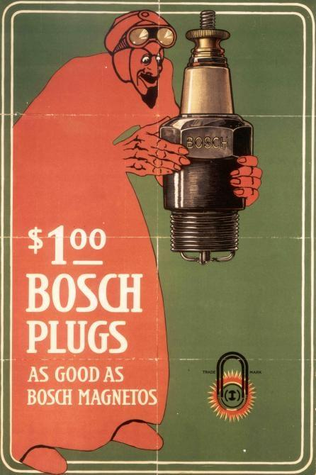 Bosch is celebrating the production of its 10 billionth spark plug.