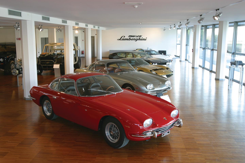 Museo Lamborghini photo