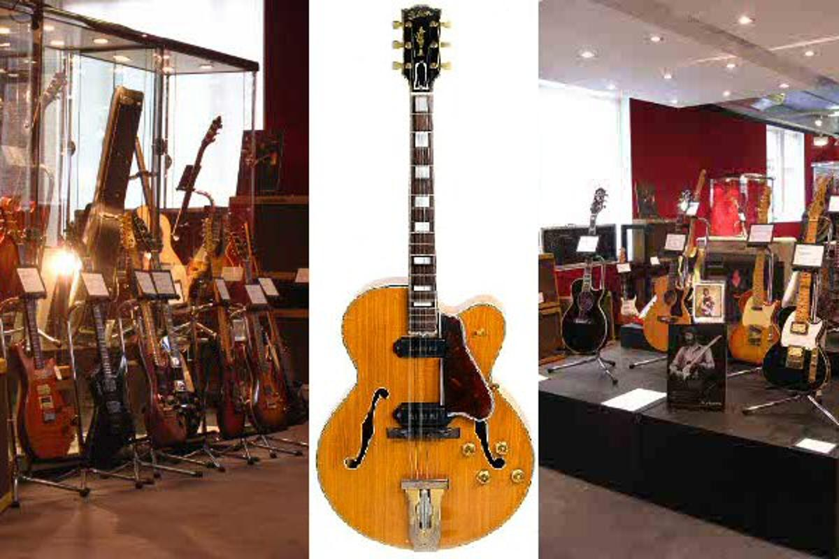 The recent Eric Clapton guitar and amp auction at Bonhams New York raised $2.15 million for the Crossroads Centre drug and alcohol rehabilitation facility