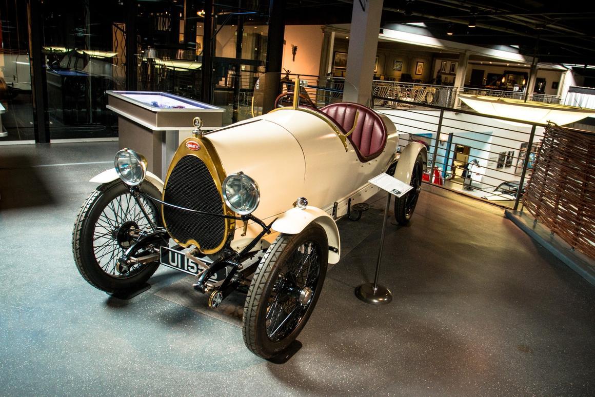 Art Deco on wheels: The extraordinary Mullin Automotive Museum