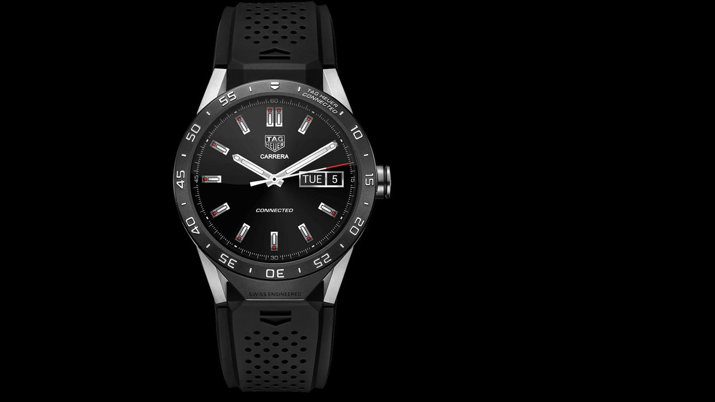 Tag Heuer Connected puts Android Wear smarts in a Swiss-made body