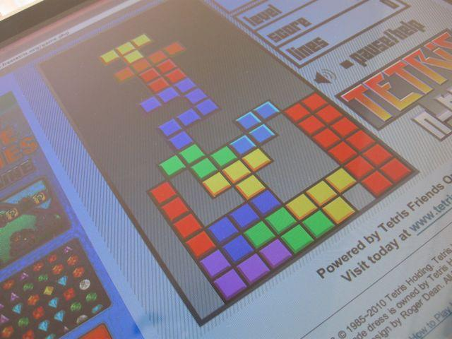 Researchers have determined that playing Tetris minimizes the mind's tendency to flash back to memories of traumatic events
