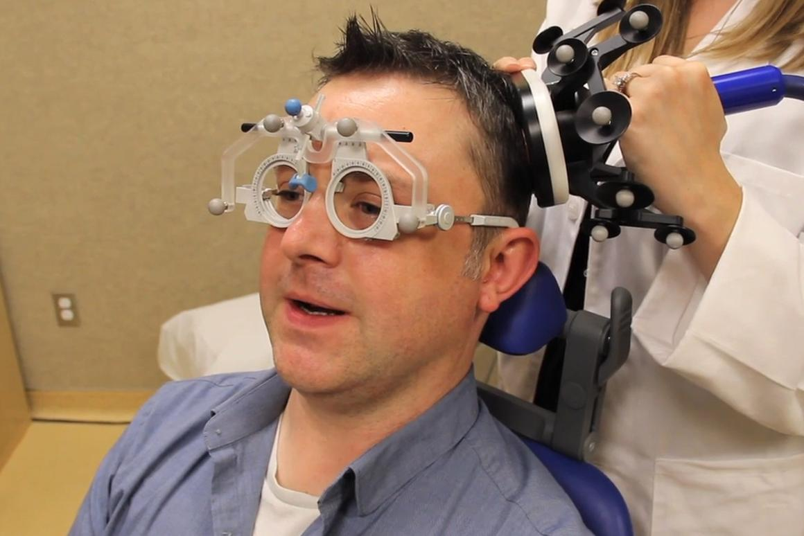 Transcranial Magnetic Stimulation (TMS) improved the memory of participants in a Northwestern University study
