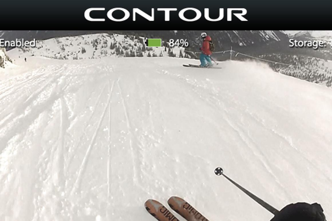 The Contour app is the latest Recon Instruments function