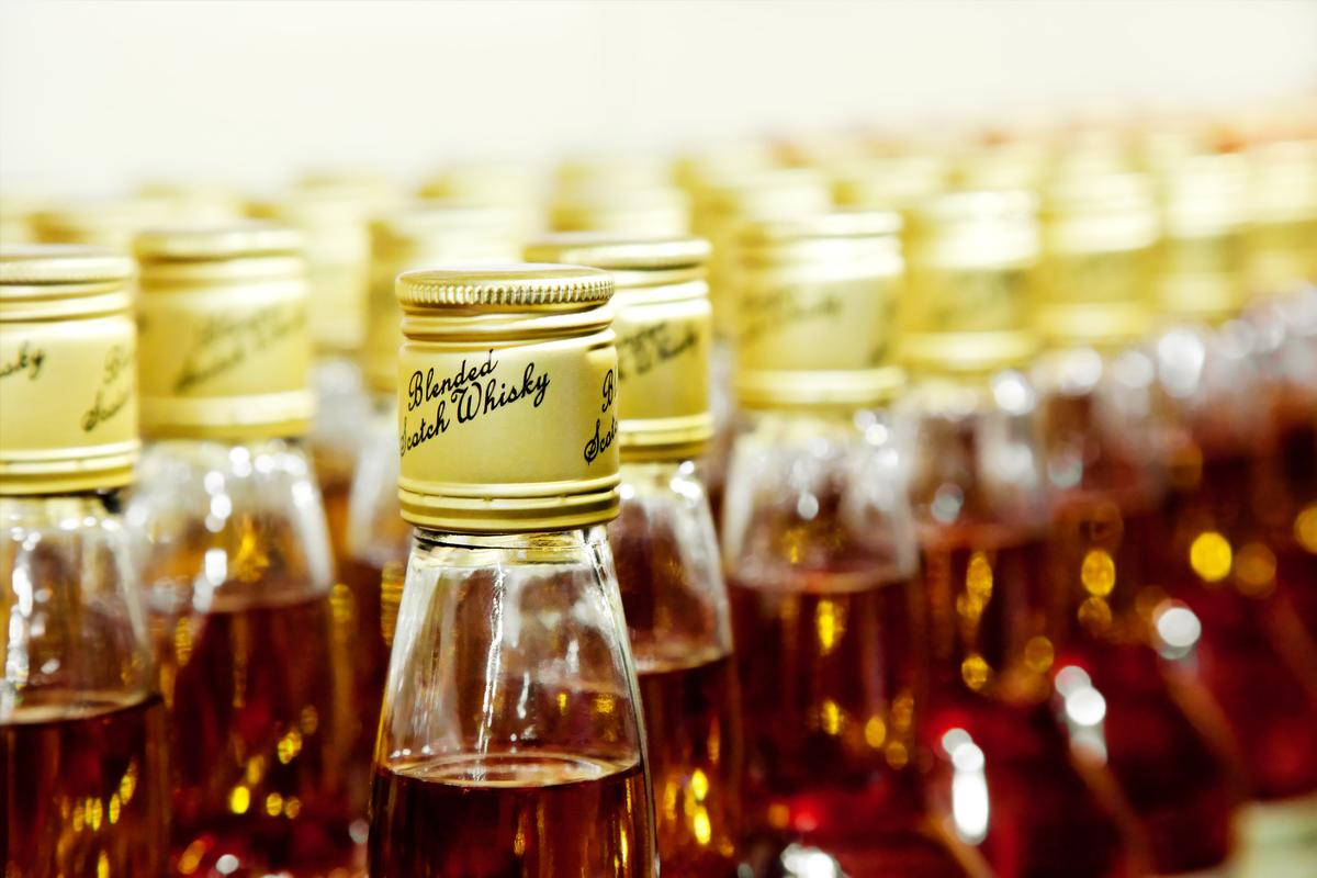 Laser spectroscopy can authenticate the contents of a bottle of whisky without cracking the seal