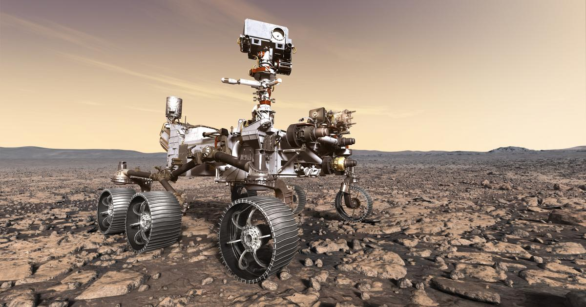 Perseverance rover to create oxygen on the surface of Mars