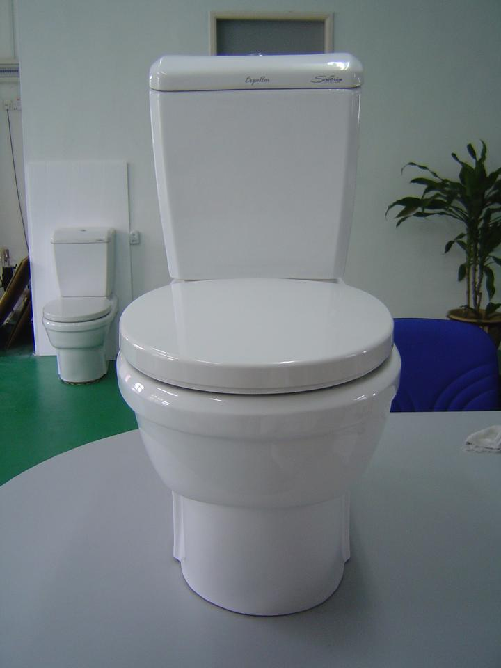 GBH Group's Odourbuster-equipped Expellor toilet