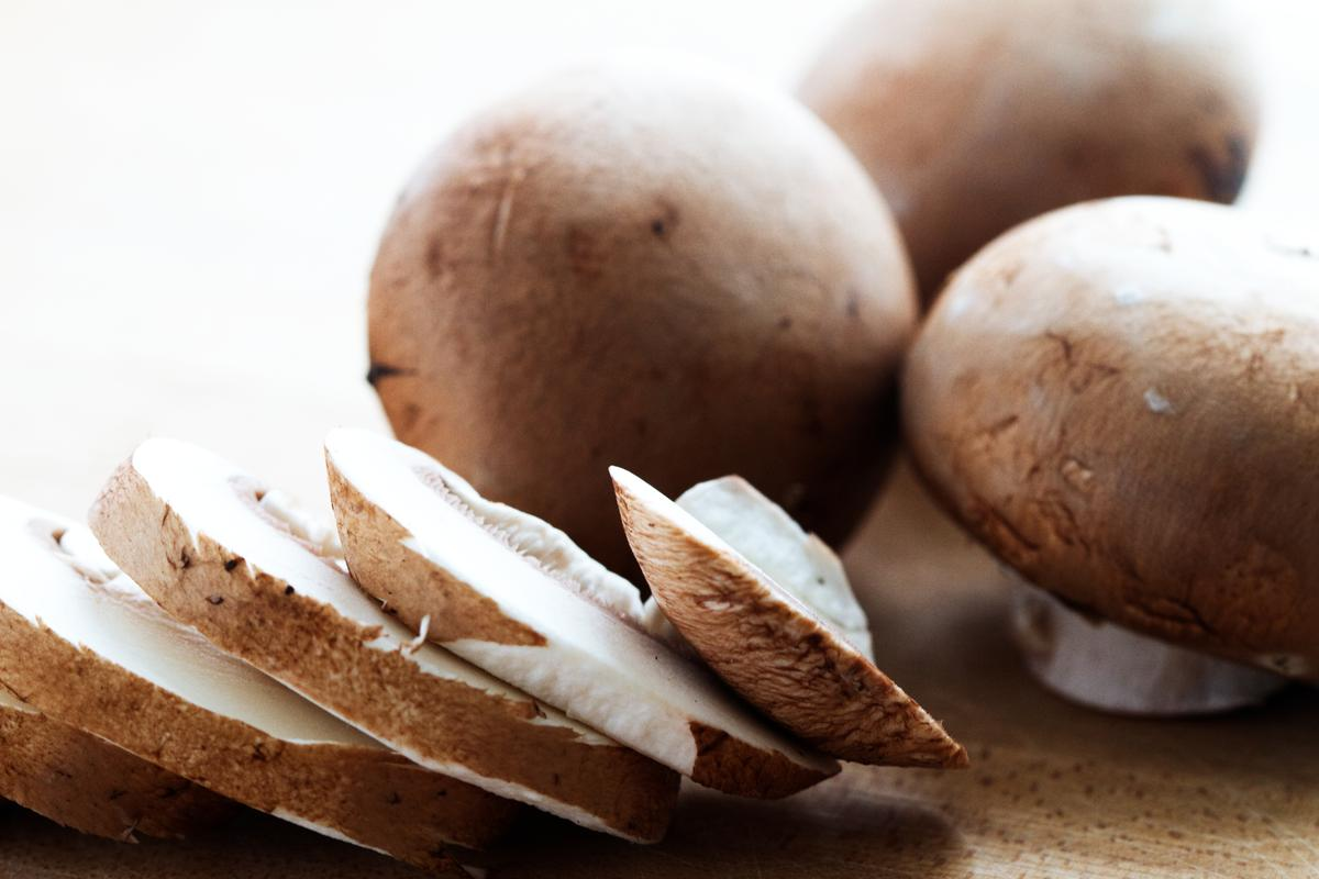 The caps of portobello mushrooms could hold the key to an improved breed of battery technology