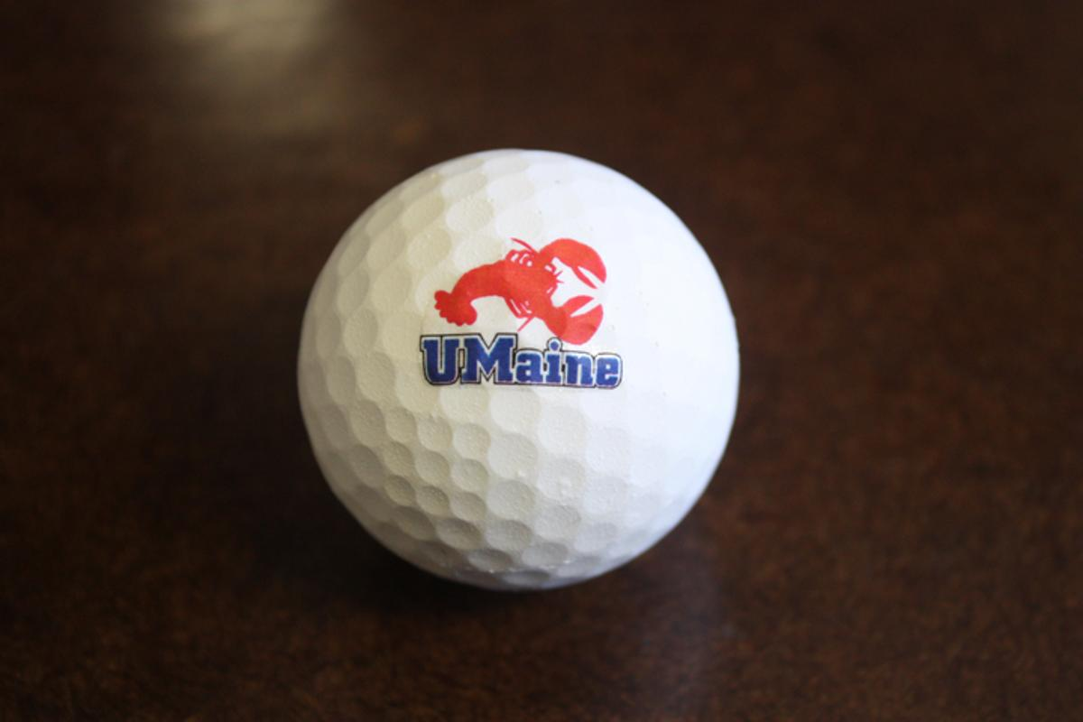 Researchers from the University of Maine have created biodegradable golf balls, made from waste lobster shells