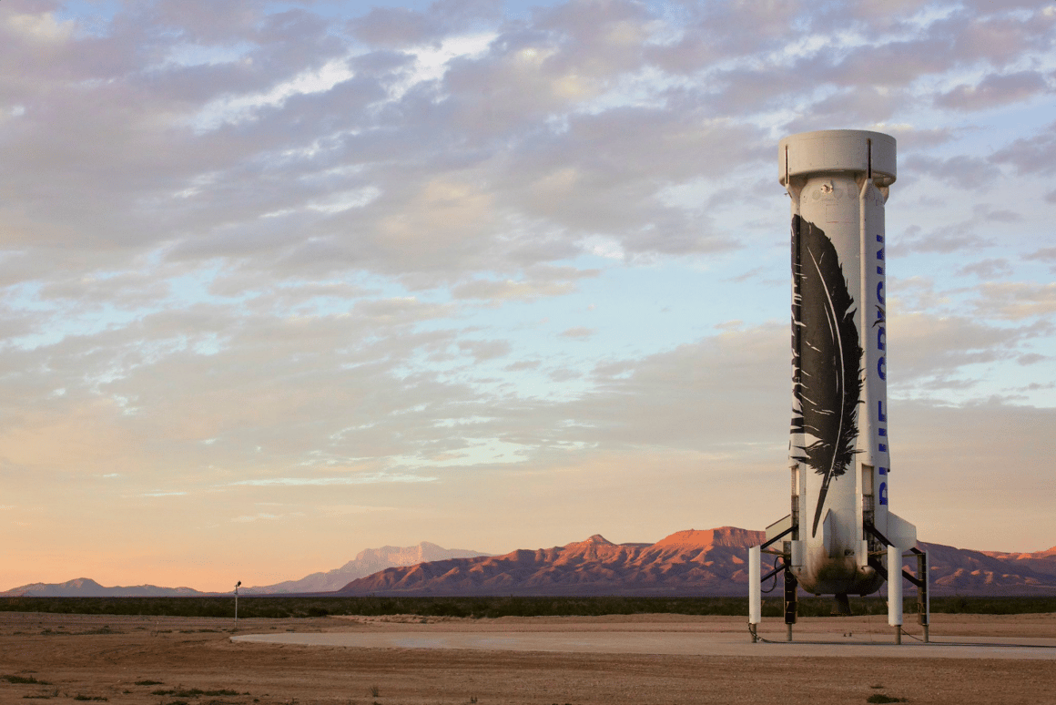 The upcoming launch ofBlue Origin's New Shepard rocket has been rescheduled for Sunday