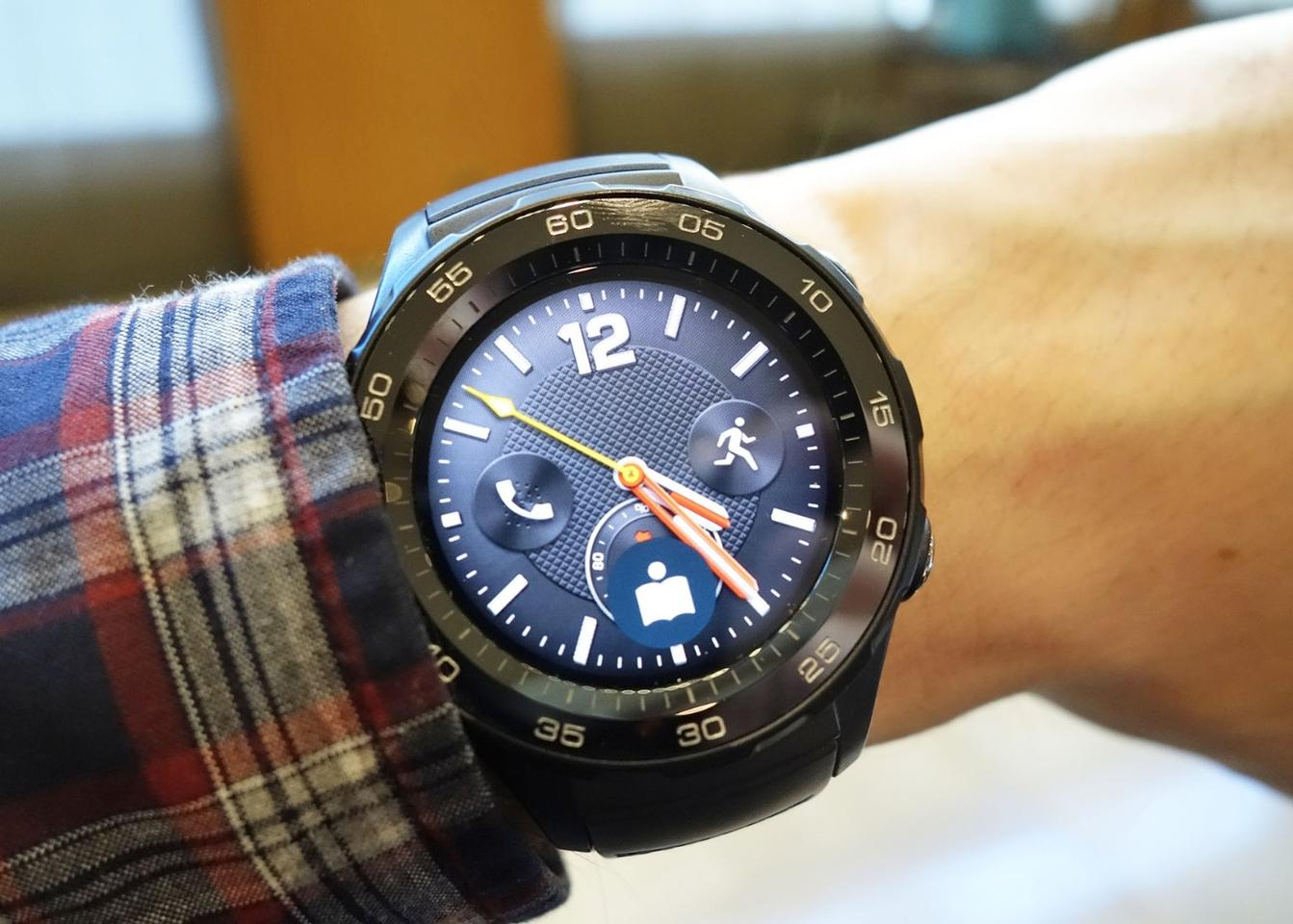 With a redesigned bezel it's sportier than its predecessor