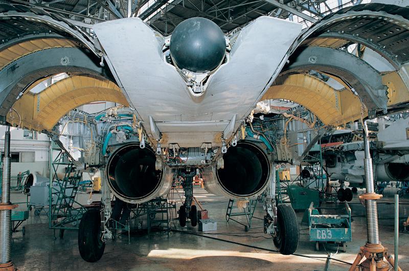 Russian Aircraft Company's MiG-29