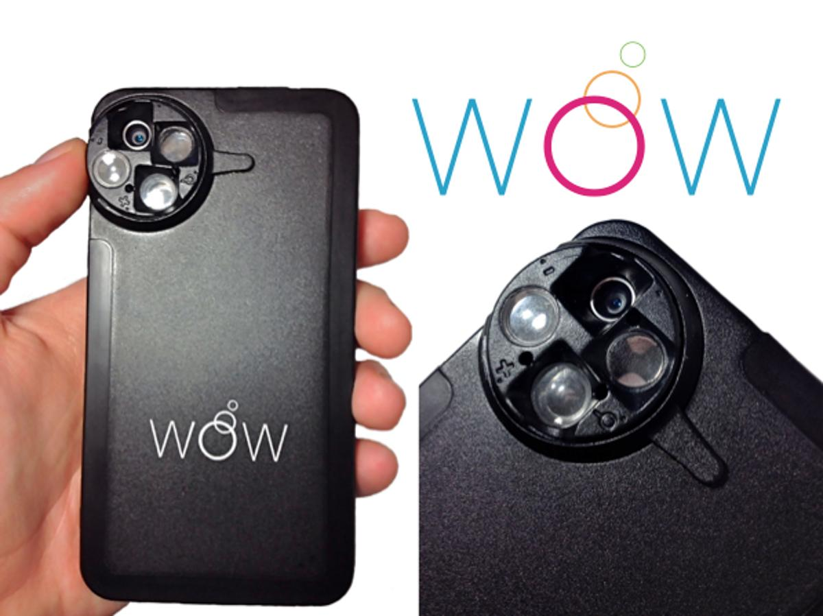 The WoW Lens case