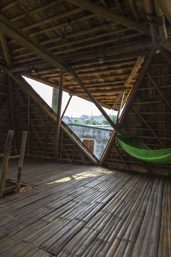 Blooming Bamboo measures 44 sq m (473 sq ft) (Photo: Doan Thanh Ha)
