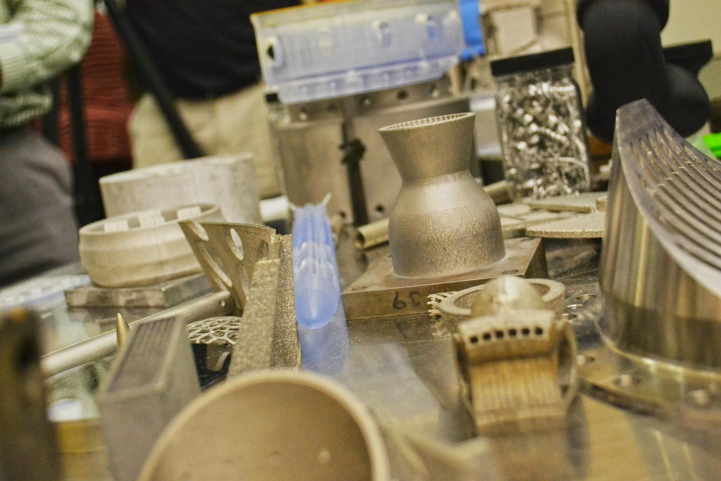 NASA's 3D-printed parts are saving the organization both weight and cost in manufacturing