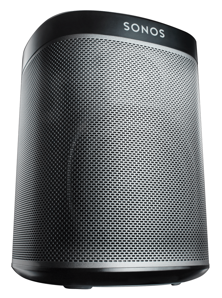 Sonos says that the all-round speaker grille acts as a heat sink , as well as being a structural core to the build of the speaker