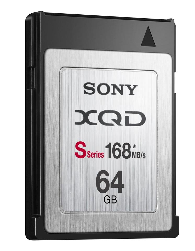 Sony UK has launched the XQD S Series memory cards, which are said to outpace Compact Flash in sustained read/write data transfer