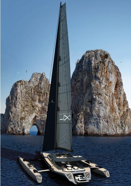 The CXL 160 will stand nearly 200 feet tall