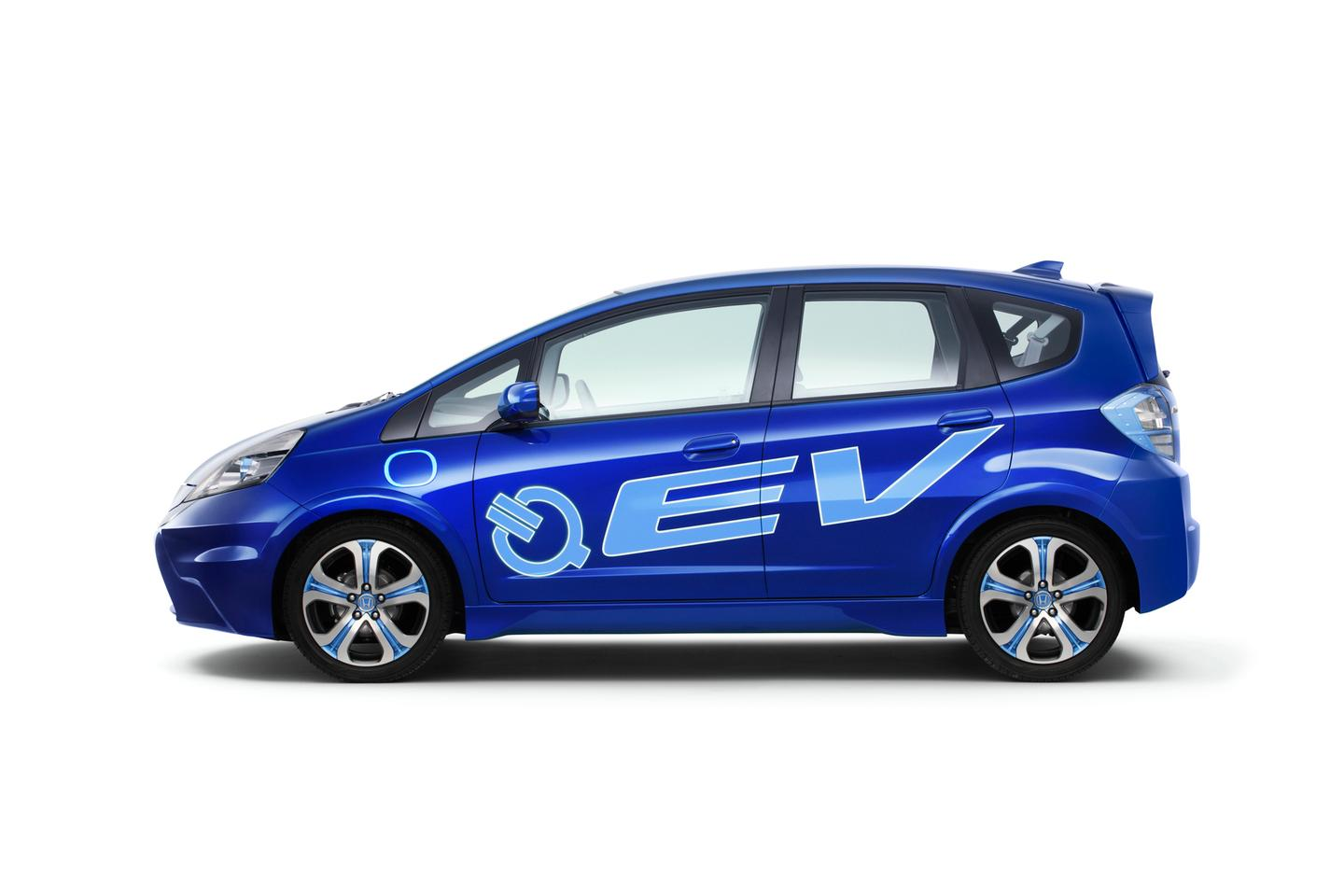 The Fit EV will be able to seamlessly switch between different driving modes,enabling the driver to optimise efficiency in Econ mode or improve acceleration in Sport mode