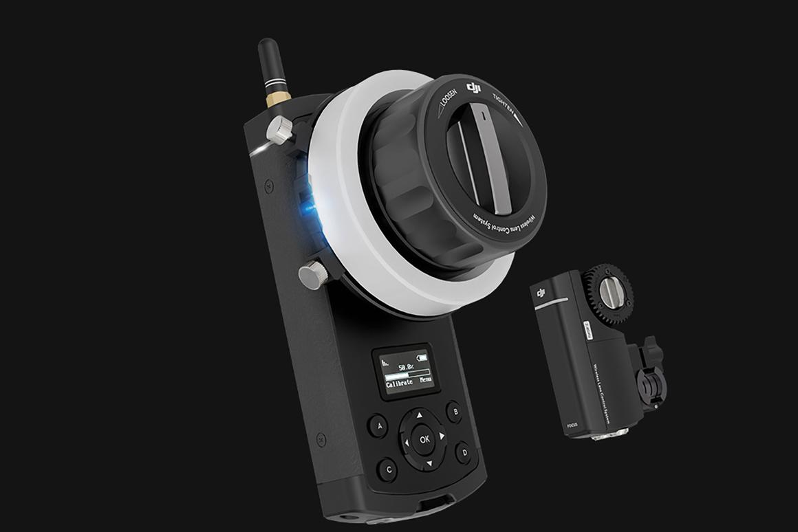DJI's Focus could be a handy tool to give aerial cinematographers an edge