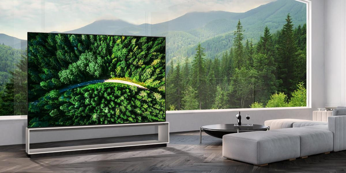 LG's 88-inch 8K OLED television goes up for pre-order in South Korea this week, followed by North American and European availability in Q3 2019