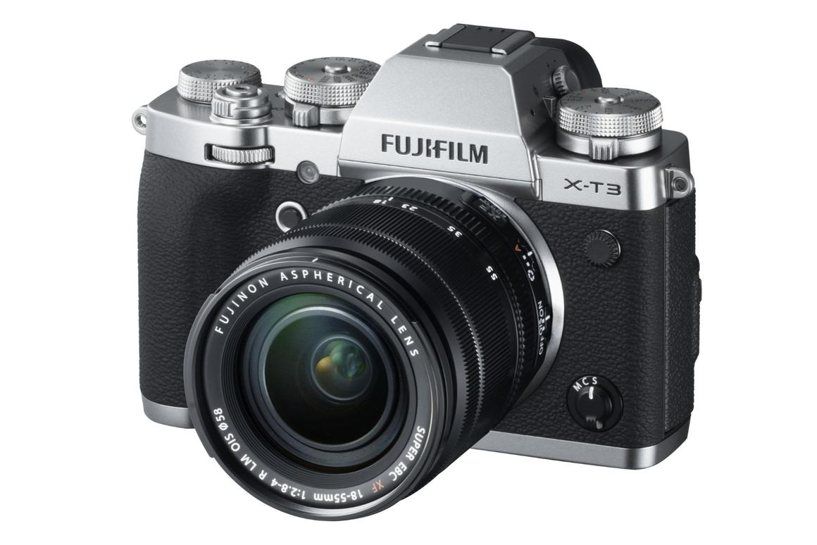 The X-T3 mirrorless camera will go on sale from September 20, 2018