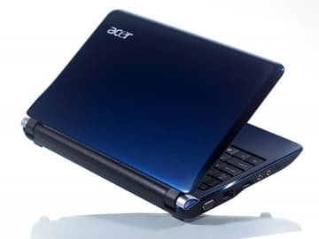 The Acer Aspire One AOD250 with dual-boot system