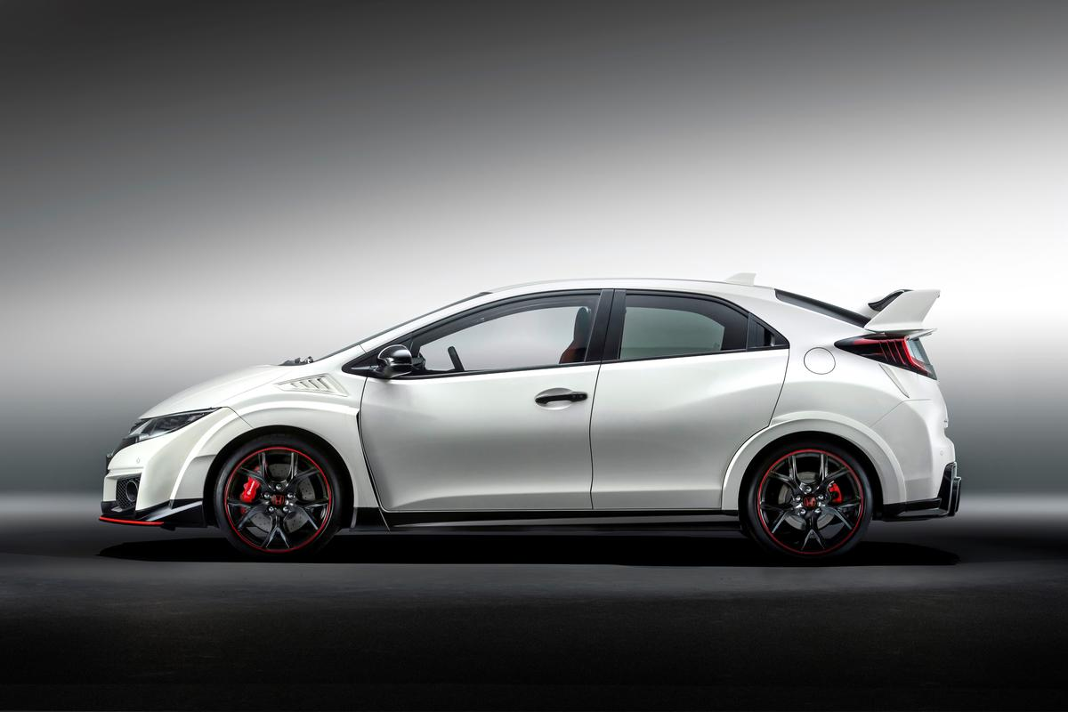 The new Civic Type-R makes the move to turbocharging