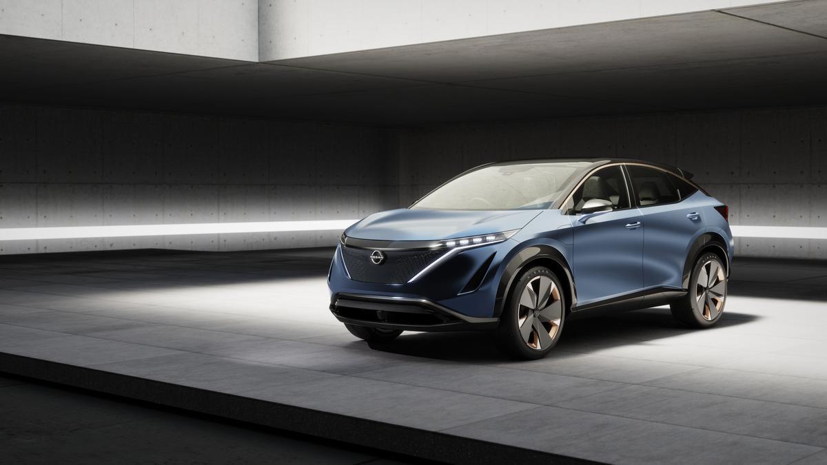 Nissan Aviya concept