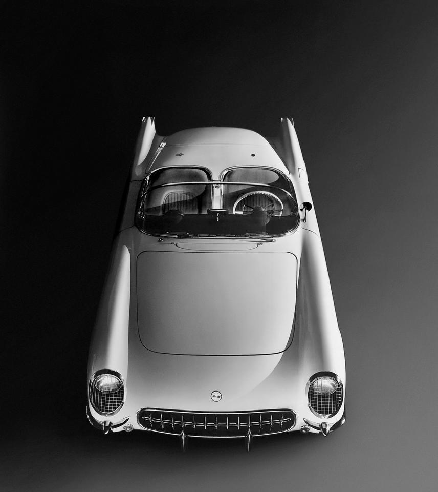 1953 Corvette © General Motors