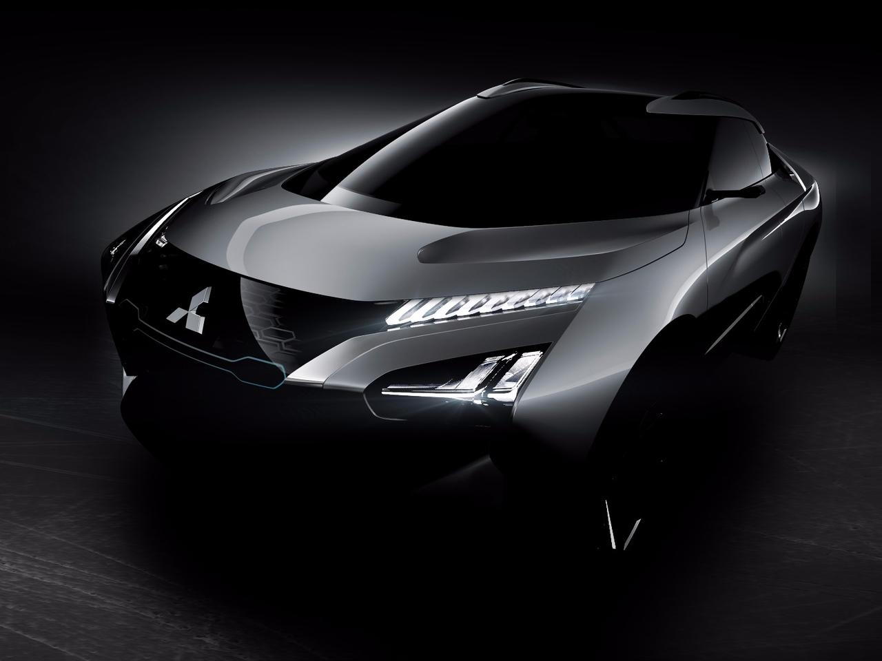 The e-Evolution will be revealed in full at the Tokyo MotorShow