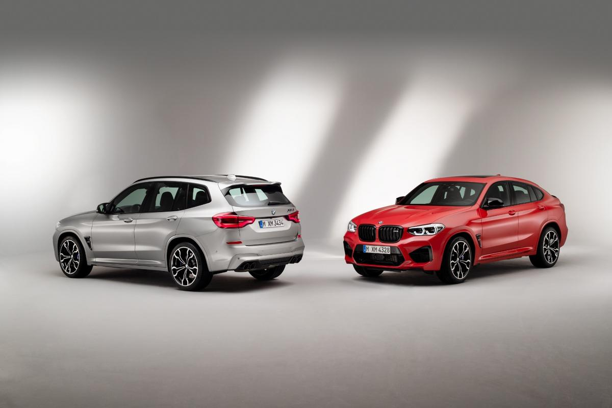 The new models will use the new BMW M S58 six-cylinder inline engine