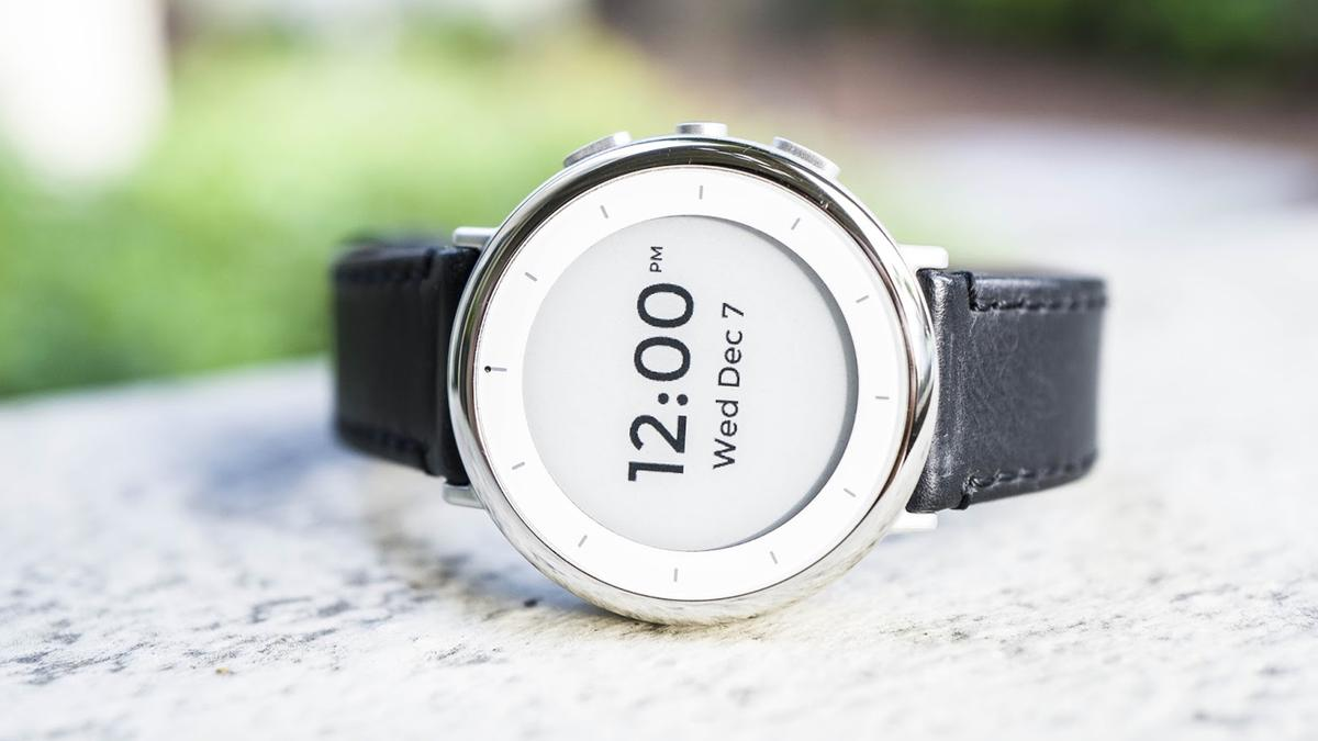 Verily's Study Watch gathers health data for researchers and clinicians