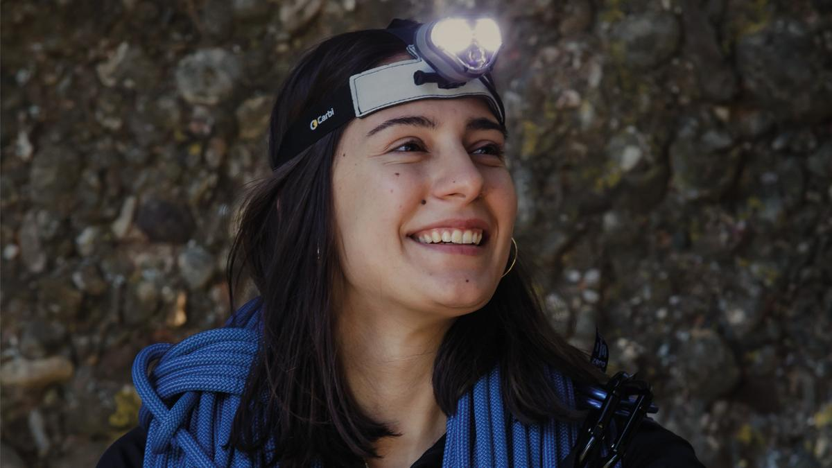 The Carbi headlamp is presently on the Indiegogo crowdfunding platform