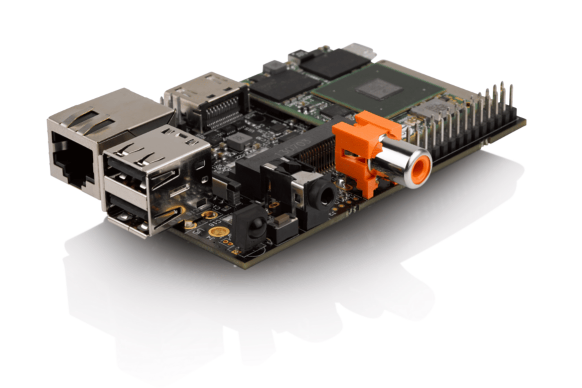 The HummingBoard computer comes in three configurations