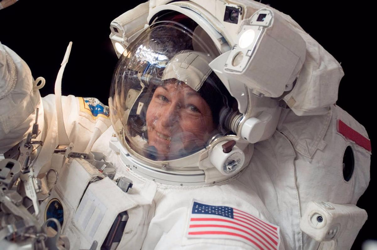 The repair will see Peggy Whitson take part in her tenth spacewalk