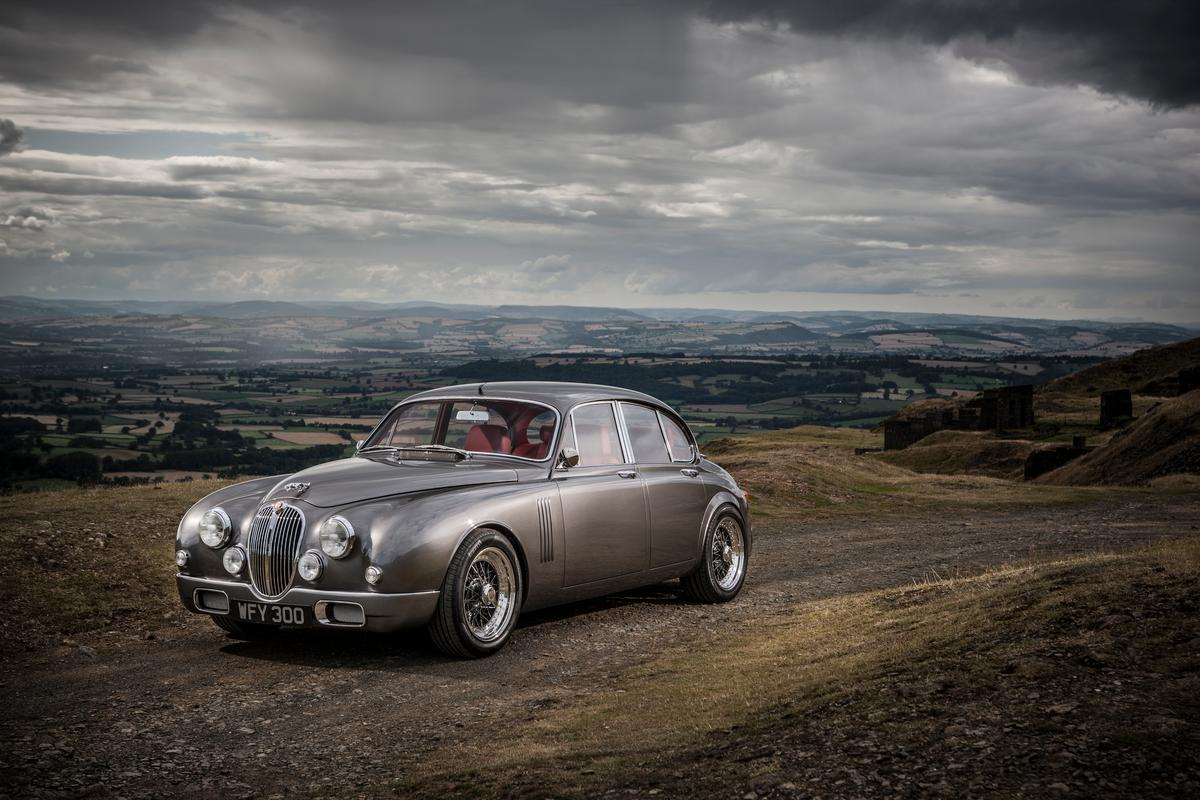 The Callum Jaguar Mark 2 originally built as a one off for its designer is going into production