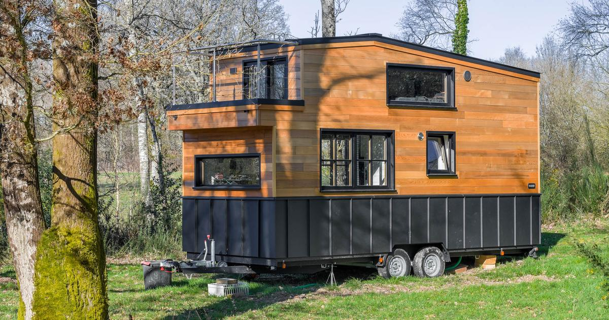 Tiny Homes & Prefabs - cover