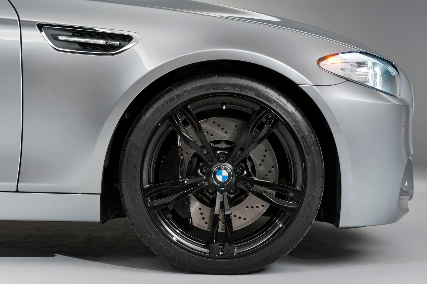 BMW's M5 concept is based on the F10 5-series