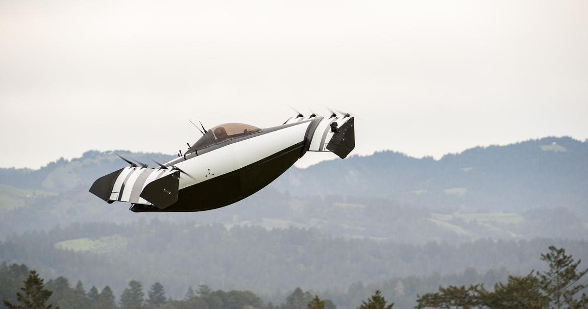 Opener launches BlackFly fixed-wing VTOL flying car that doesn't require a license